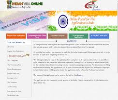 Lettre De Demande De Visa En Anglais tuto obtenir le visa pour l inde the world