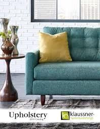 Klaussner Fabrics Upholstery 2016 Catalog By Klaussner Home Furnishings Issuu
