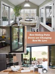 Patio Doors Sliding How Sliding Patio Doors Are Changing Our Lives Home Tips For