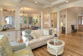 Coastal Design Living Room Home Design Ideas - Coastal living family rooms