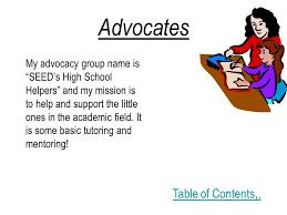 high school web design class middle school advocacy by cierra s spriggs web design class ms