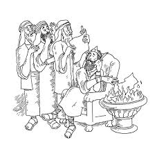coloring pages king josiah jeremiah and the potter clip art google search jeremiah