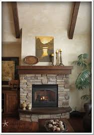 Fireplace Mantel Decoration by Best 25 Rustic Fireplace Mantle Ideas On Pinterest Rustic