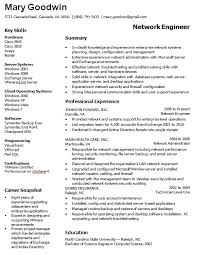 Salesforce Administrator Resume Examples by Network Systems Administrator Cover Letter