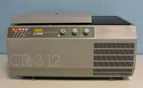 Bench Top Centrifuge Jouan Cr3 12 Refrigerated Bench Top Centrifuge