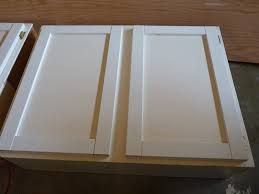 Do It Yourself Kitchen Cabinet D I Y D E S I G N Upcycled Shaker Panel Cabinet Doors