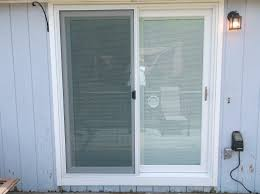 Harvey Sliding Patio Doors Harvey Patio Door With Blinds Installation Norton Ma Winstal