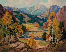 American Furniture Colorado Springs Platte by Yellow Meadows The Home Of The Artist On South Platte River Near