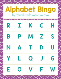 printable alphabet recognition games free printable alphabet letters bingo game download here