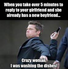 Crazy Boyfriend Meme - funny pictures of the day 38 pics