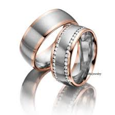 two tone mens wedding band mens wedding rings ideas collections