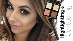 highlight u0026 contour e l f cosmetics youtube