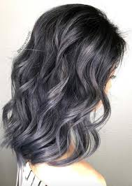 brown haircolor for 50 grey dark brown hair over 50 silver hair trend 51 cool grey hair colors tips for going gray