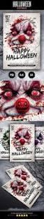 428 best halloween flyer template images on pinterest flyer