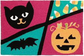 halloween rugs seasonal belongings jellybean rugs