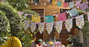 outdoor party ideas garden ideas patio party decorations garden birthday party