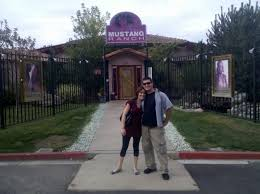 a history and tour of the mustang ranch outside reno nv