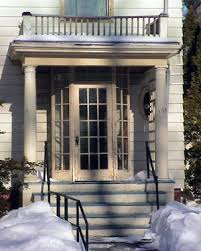 Front Porch Awnings Preservation Brief 45 Preserving Historic Wood Porches