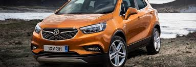 vauxhall orange first look at the vauxhall crossland x car keys