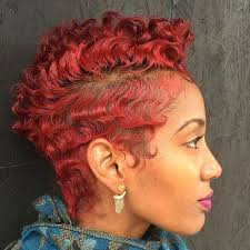 oval face with tapered afro haircut 50 most captivating african american short hairstyles and haircuts