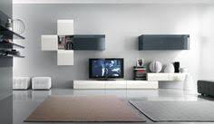 White TV And Books Cabinet Big Room Inspiration Pinterest - Modern tv wall design