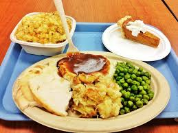 thanksgiving dinner plate at the mu happy thanksgiving aggies