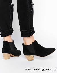 womens boots uk asos cheap asos railton pointed suede ankle boots