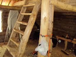 loft ladders small cabin forum 1
