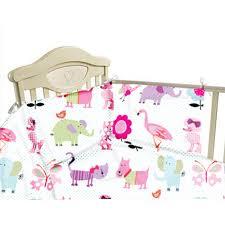 Baby Duvet Childrens Nursery Bedding Set 3pc Cot Bumper Baby Duvet Quilt