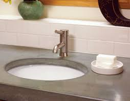 Cement Bathroom Sink - making concrete countertops diy mother earth news