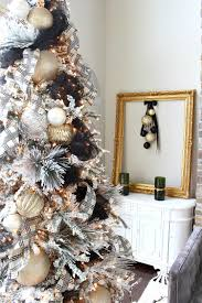 blogger stylin u0027 home tours christmas 2016 the house of silver lining