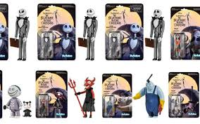 funko nightmare before reaction figures hype usa