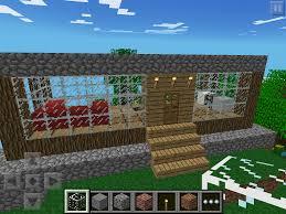 minecraft pe simple modern house design u2013 modern house