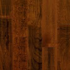 Cherry Laminate Flooring Home Depot Robbins Cherry Brushed Woodside 3 8 In Thick X 5 In Wide X
