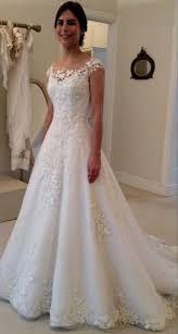 sleeved wedding dresses a line wedding dress with sleeves naf dresses
