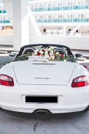 3 floral wedding car decorations every modern bride needs know