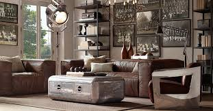 Oversized Leather Sofas by Popular Fulham Leather Sofa With Fulham Leather Sofa Uncrate Image