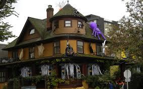 cool halloween house decorations halloween house decor