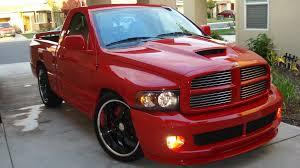 2005 dodge ram srt 10 pickup supercharged v 10 sema truck