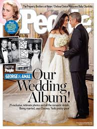 george clooney wedding george clooney and amal alamuddin wedding pictures look