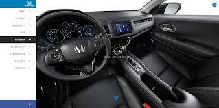 Honda Vezel Interior Pics 360 Degree Interior View And Much Much More Honda Hr V Forum