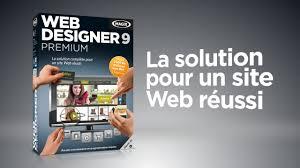 magix web designer 9 magix web designer 9 premium fr création site web