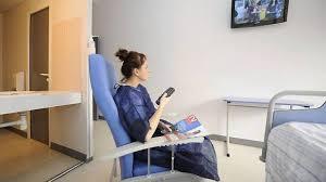 tarif chambre hopital le coût de la télé à l hôpital fait tousser
