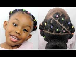 hairstyles using rubber bands easy 20 minute rubber band hairstyle hair tutorial for little girls