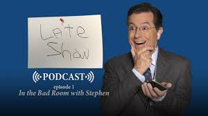 In The Bad Room With Stephen   watch the late show with stephen colbert in the bad room with