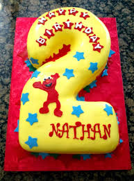 carved elmo 2nd birthday cake cakecentral com