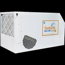 santa fe max dry dual xt dehumidifier 30 day trial u0026 free shipping