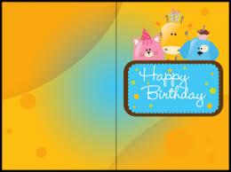baby animal birthday cards