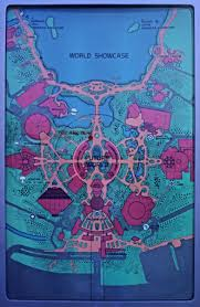 Disney World Epcot Map The Stress Of Decisions U2014 Sean Adams