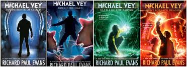 michael vey battle of the ampere by richard paul